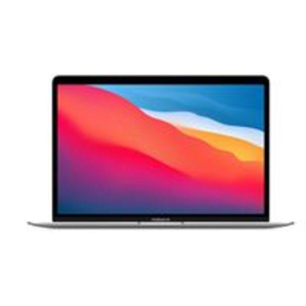 Oferta de Apple MacBook Air 13,3'' M1 8C/7C 8/256GB Plata por 1089€