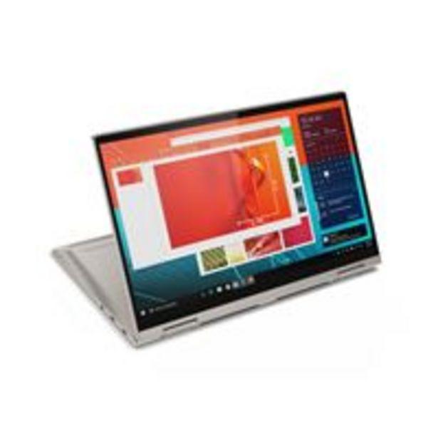 Oferta de Convertible 2 en 1 Lenovo Yoga C740-14IML 14'' Gris por 999,9€