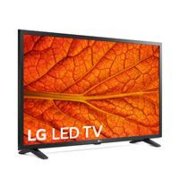 Oferta de TV LED 32'' LG 32LM637BPLA HD Smart TV por 249€