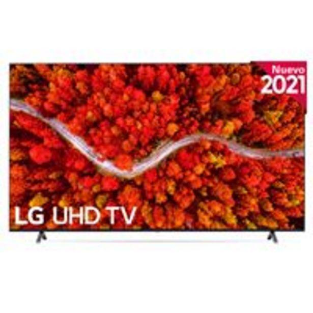 Oferta de TV LED 82'' LG 82UP80006LA 4K UHD HDR Smart TV por 1487,62€