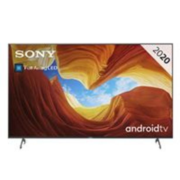 Oferta de TV LED 55'' Sony KD-55XH9096 4K UHD HDR Smart TV por 999€