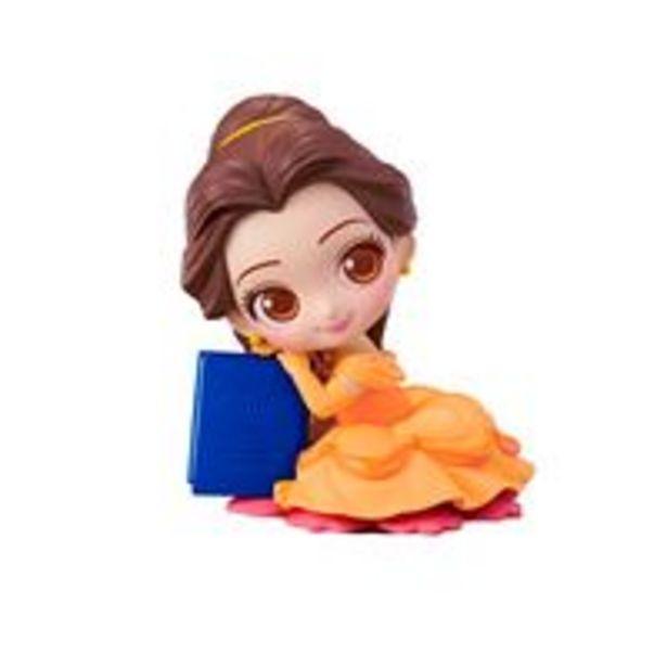 Oferta de Figura Q Posket Disney La Bella y la Bestia - Bella con libro por 20€