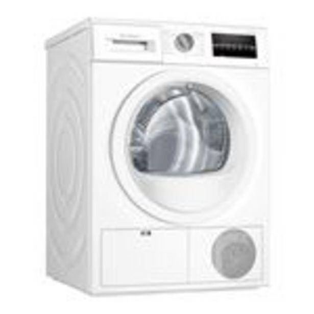 Oferta de Secadora Bosch WTG86263ES por 394,32€