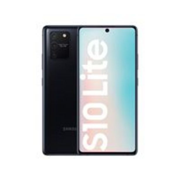 Oferta de Samsung Galaxy S10 Lite LTE 6,7'' 128GB Negro por 399,9€