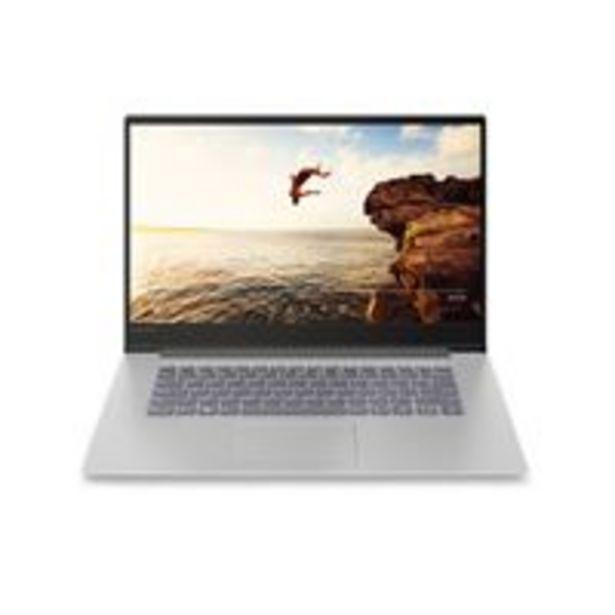 Oferta de Portátil Lenovo Ideapad 530S-15IKB 15,6'' Gris Mineral por 849,9€