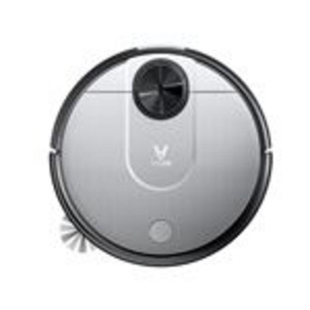 Oferta de Robot Aspirador Xiaomi Viomi V2 Pro Robot Vacuum Gris EU por 189,99€