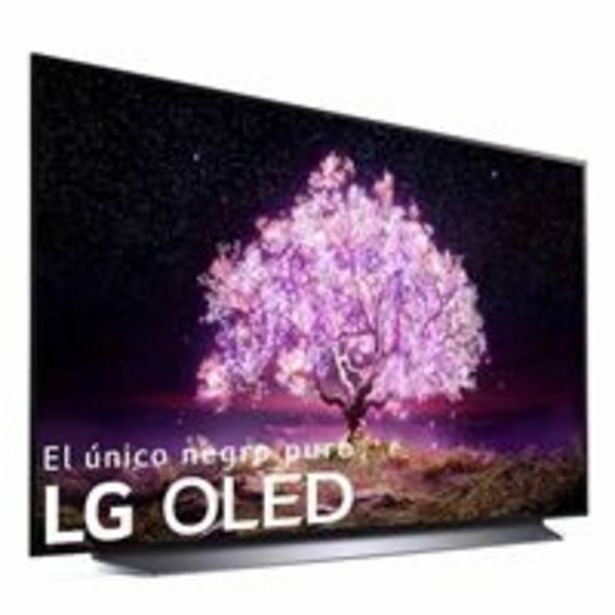 Oferta de TV OLED 55'' LG OLED55C16LA 4K UHD HDR Smart TV por 1529,9€