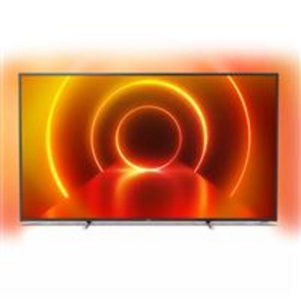 Oferta de TV LED 50'' Philips 50PUS7805 4K UHD HDR Smart TV por 396,71€