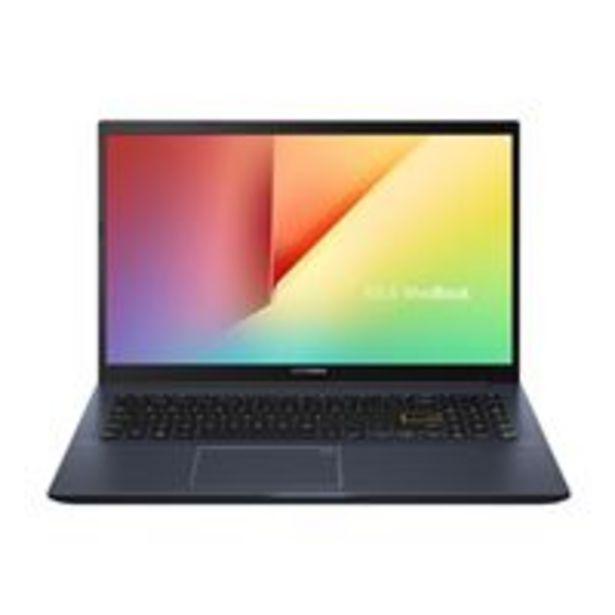 """Oferta de Portátil Asus VivoBook K513EA-BQ158 Intel i5 1135G7/8GB/512 SSD/15"""" SIN S.O. por 604,41€"""