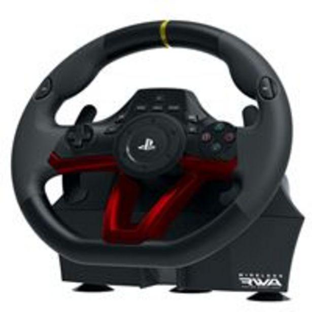 Oferta de Volante inalámbrico Hori Apex para PS4 por 116,99€
