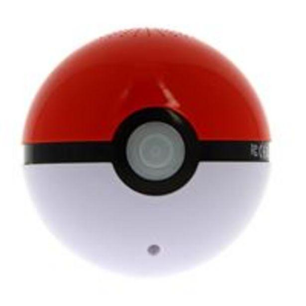 Oferta de Altavoz Bluetooth Pokémon - Pokeball por 9€