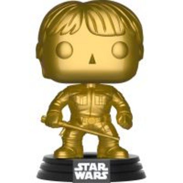 Oferta de Figura Funko Star Wars - Luke Dorado por 10€