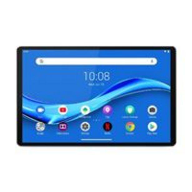 Oferta de Tablet Lenovo Tab M10+ 10,3'' 4/64GB Wi-Fi Gris por 179€
