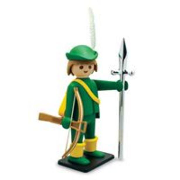 Oferta de Figura Playmobil Ballestero Verde por 46,74€