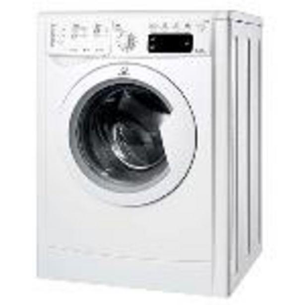Oferta de Lavadora secadora Indesit IWDE7125 A por 354,69€