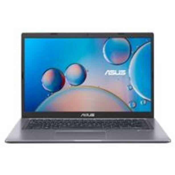 Oferta de Portátil Asus VivoBook 14 F415JA 14'' Gris por 450,42€