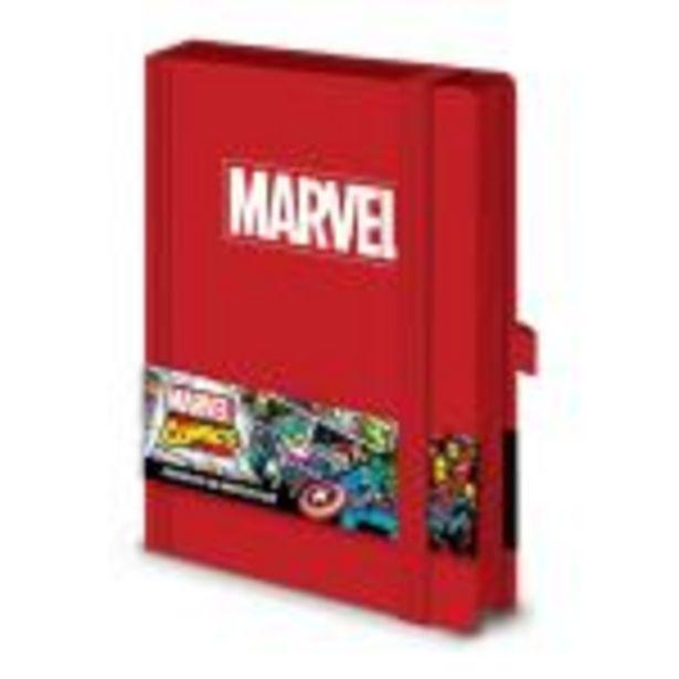 Oferta de Libreta Pyramid, Modelo Marvel por 13,99€