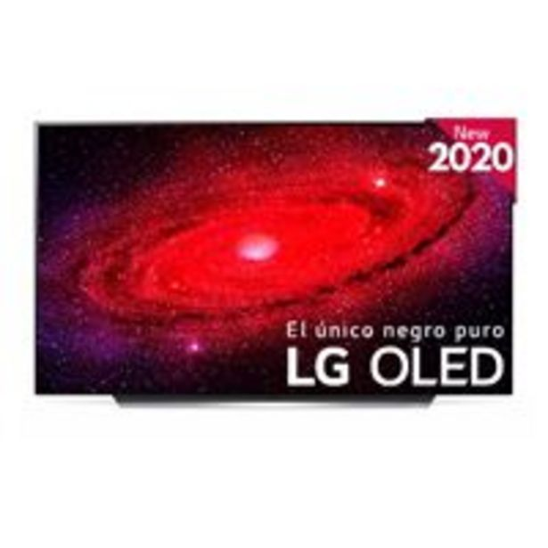 Oferta de TV OLED 55'' LG OLED55CX 4K UHD HDR Smart TV por 1189,9€