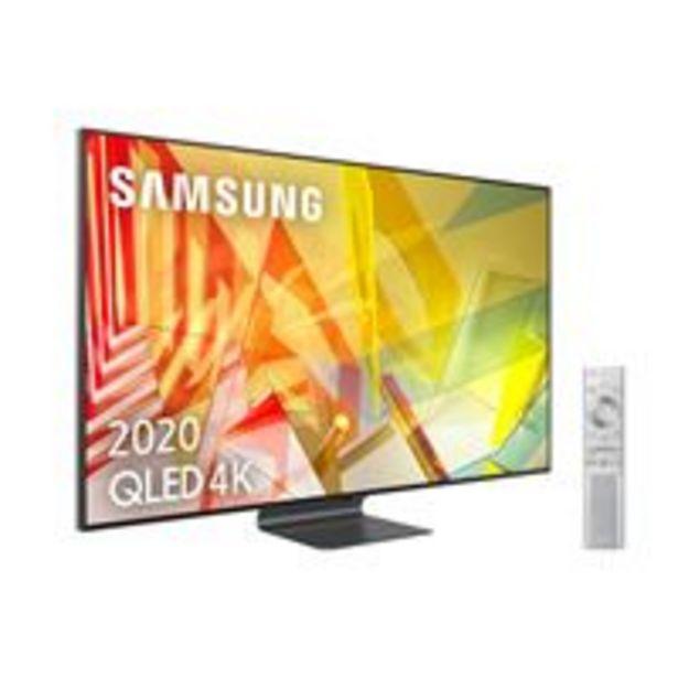 Oferta de TV QLED 75'' Samsung QE75Q95T 4K UHD HDR Smart TV por 2759,9€