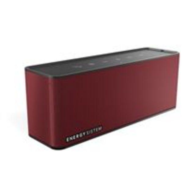 Oferta de Altavoz Bluetooth Energy System Music Box 5+ por 38,97€