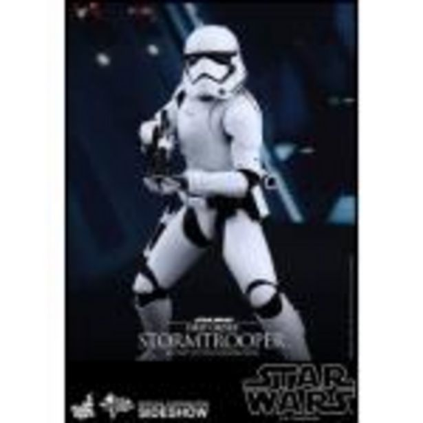 Oferta de Figura Stormtrooper First Order Star Wars the Force Awakens 1:6 por 380,99€