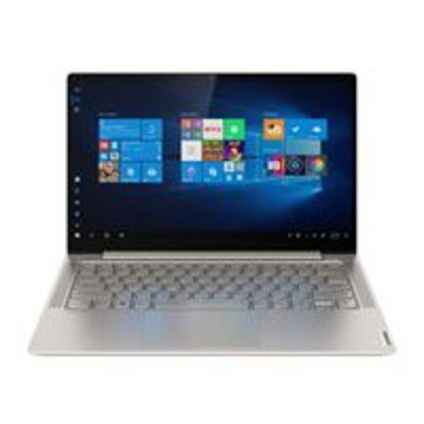 Oferta de Portátil Lenovo Yoga S740-14IIL 14'' Gris por 1198,42€