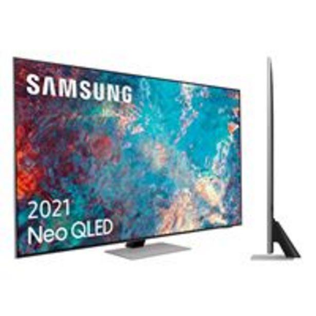 Oferta de TV Neo QLED 55'' Samsung QE55QN85A 4K UHD HDR Smart TV por 1499,9€