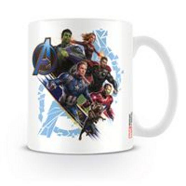 Oferta de Taza Marvel - Los Vengadores: Endgame 315 ml por 5€