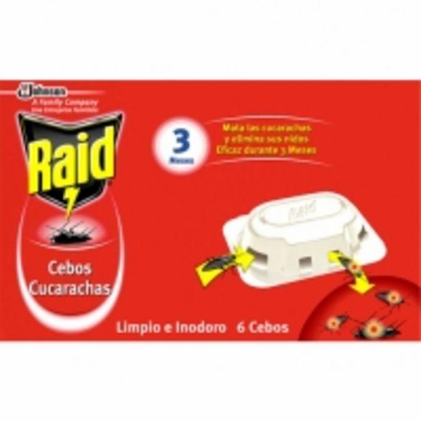 Oferta de Insecticida Cebos Cucas por 5,49€