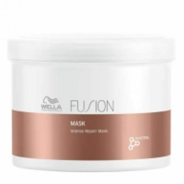 Oferta de Wella Fusion Intense Repair Mask por 20,49€