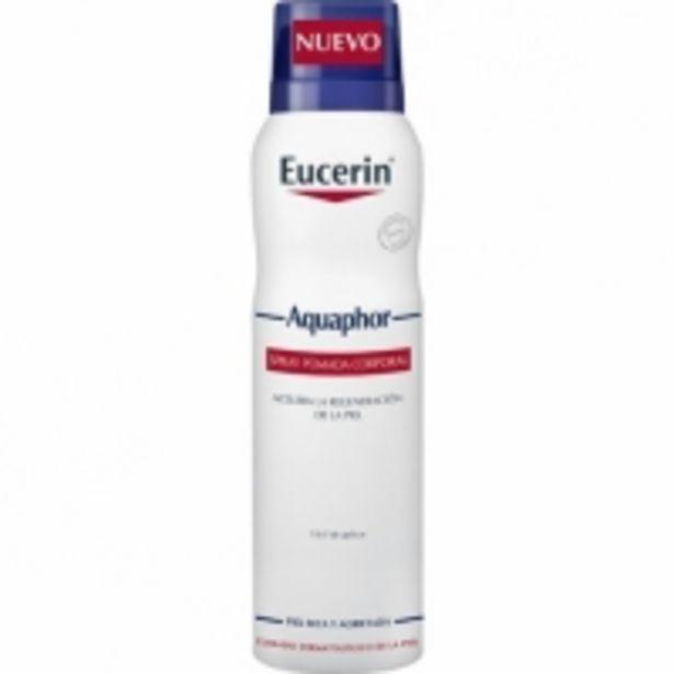 Oferta de Eucerin Aquaphor Pomada en Spray Corporal por 21,99€