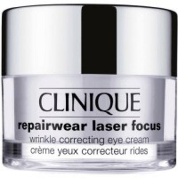 Oferta de Crema Contorno Ojos Antiarrugas Repairwear Laser Focus por 33€