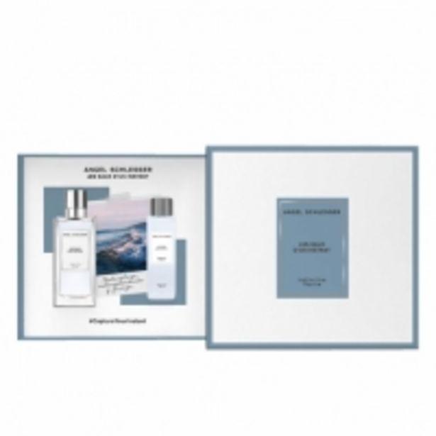 Oferta de Estuche Angel Schlesser Les Eaux D'un Instant Instictive Marine Eau de Toilette por 31,95€