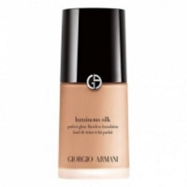 Oferta de Giorgio Armani Base de maquillaje Luminous Silk por 39,99€