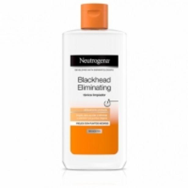 Oferta de Neutrogena Blackhead Eliminating Tónico Limpiador con Ácido Salicílico Purificante por 14,99€