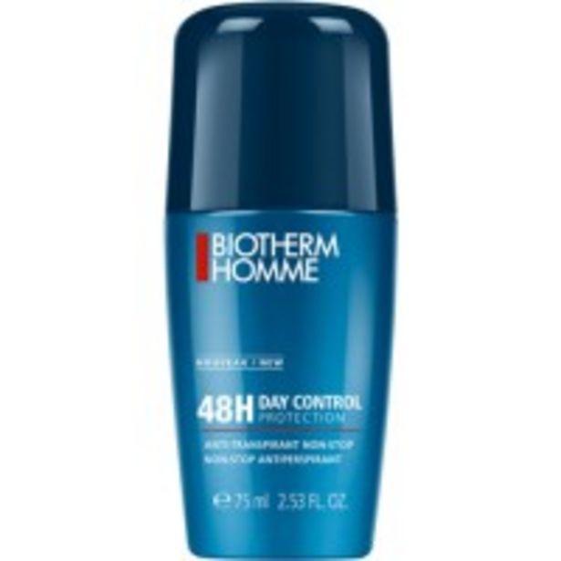Oferta de Biotherm Homme Day Control 48H Desodorante Roll-On por 19,95€
