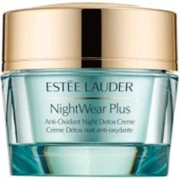 Oferta de Estée Lauder Crema de Noche Antioxidante Detox Night Wear por 35,95€