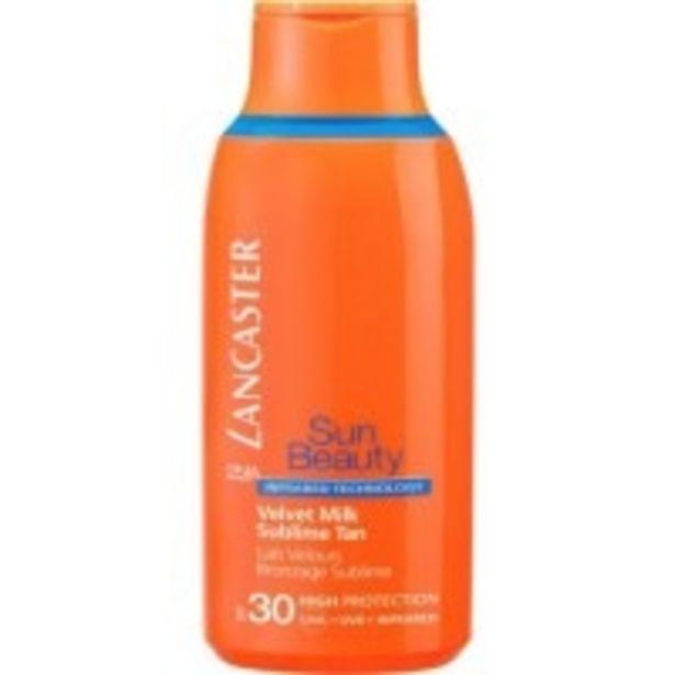 Oferta de Sun Beauty Velvet Milk Spf 30 por 19,99€