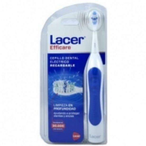 Oferta de Lacer Cepillo Dental Micromove Eléctrico Medio por 6,99€