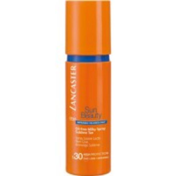 Oferta de Sun Beauty Oil Free Milky Spray Spf 30 por 19,95€