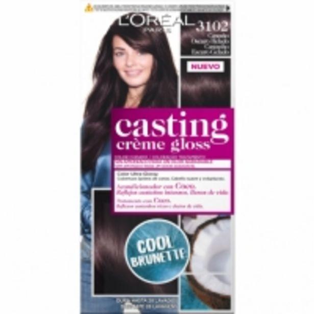 Oferta de Loreal Paris Tinte Casting Creme Gloss nº310 por 6,49€