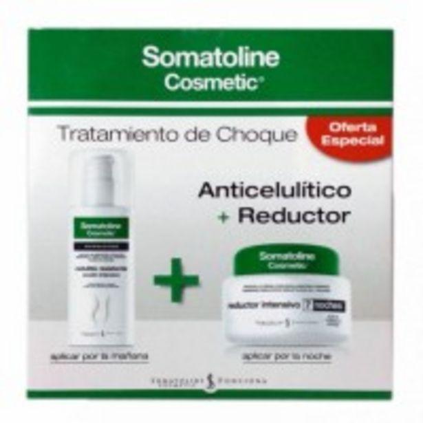 Oferta de Somatoline Kit Tratamiento De Choque por 35€