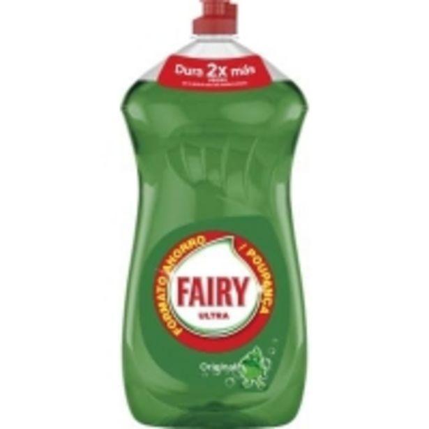 Oferta de Fairy Lavavajillas Original por 3,99€
