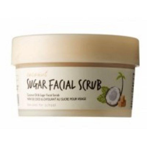 Oferta de Coconut Sugar Face Scrub por 5€