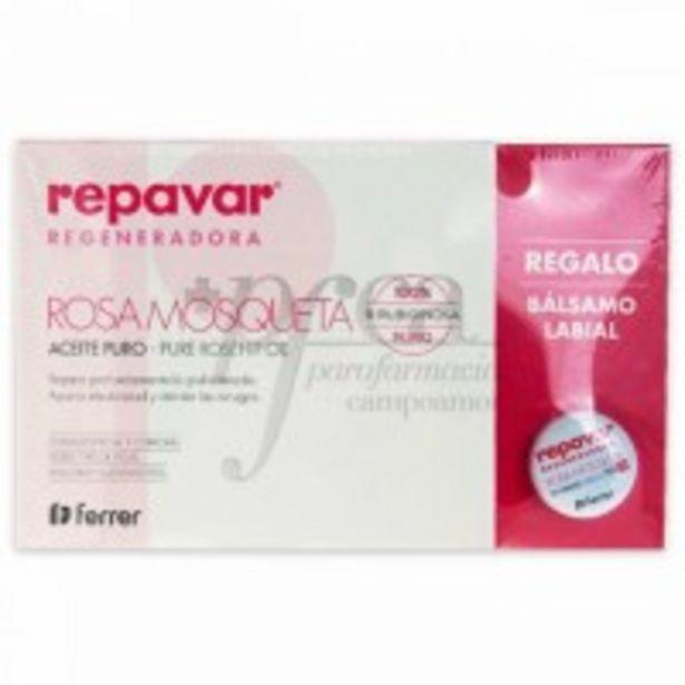 Oferta de Aceite Puro Rosa Mosqueta por 11,49€