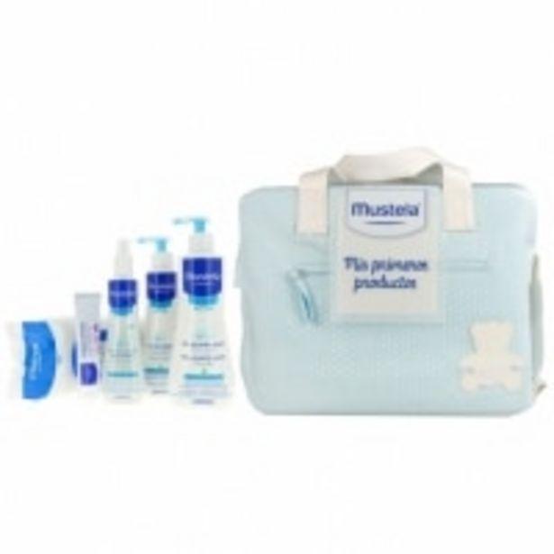 Oferta de Mustela Mis Primeros Productos Bolsa Azul por 45,95€