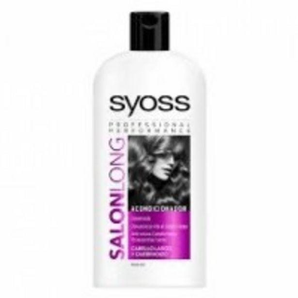 Oferta de Syoss Acondicionador Salon Long por 3,75€