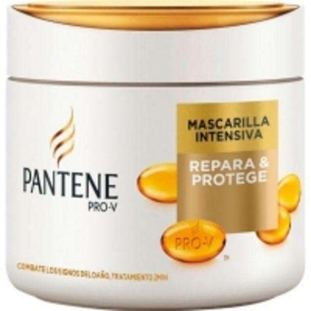 Oferta de Pantene Mascarilla Capilar Intensiva Repara y Protege por 4,55€
