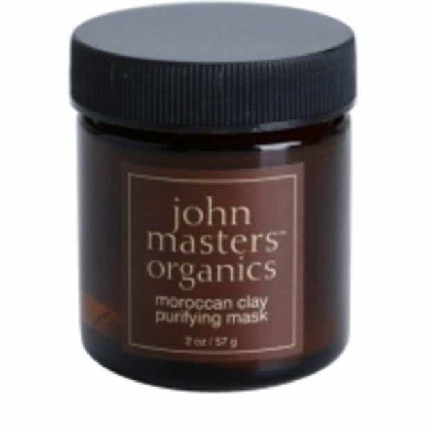 Oferta de John Masters Organics Mascarilla Purificante con Arcilla por 37,95€