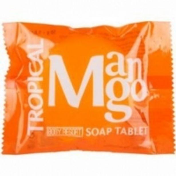 Oferta de Tropical Mango Soap Tablet por 0,5€